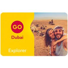 Dubai Explorer Pass - 3 Atrações